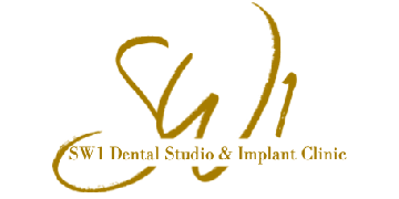 sw1 dental studio logo