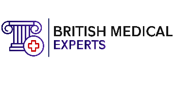 British Medical Experts logo