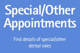 Special/Other Appointments