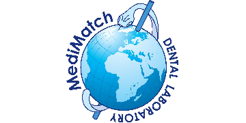 Medimatch Dental Laboratory logo