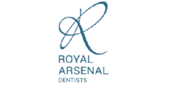 Royal Arsenal Dentists logo