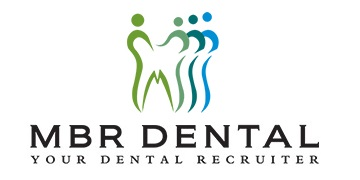 MBR Dental Recruitment logo