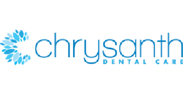 chrysanth dental care logo